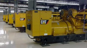 Emergency backup generators