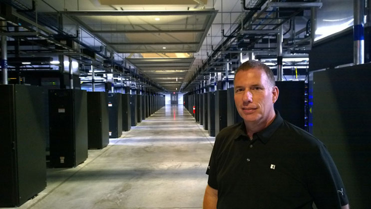 Server Farms Writ Large: Super-Sizing the Cloud Campus