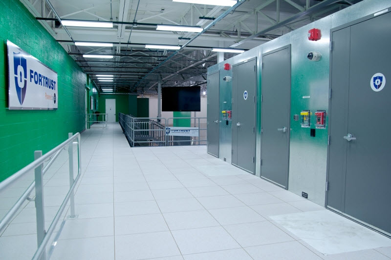 FORTRUST data center