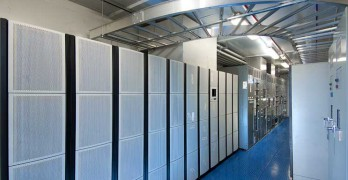 Compass Datacenters Mpower power room