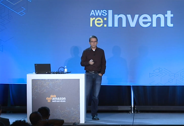 Amazon Web Services VP Jerry Hunter