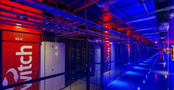 Sitch SUPERNAP data center in Las Vegas