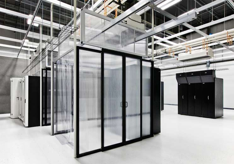 Aligned Energy data centers
