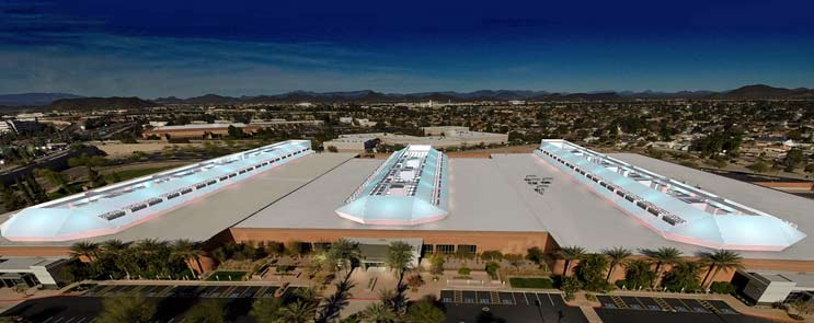 Aligned Data Centers Phoenix facility