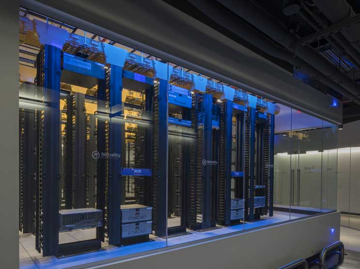 Report: Macquarie Seeking Stake in Netrality Data Centers