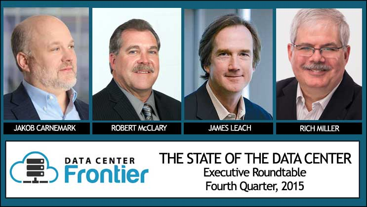 Executive Roundtable: Data Center Trends for 2016