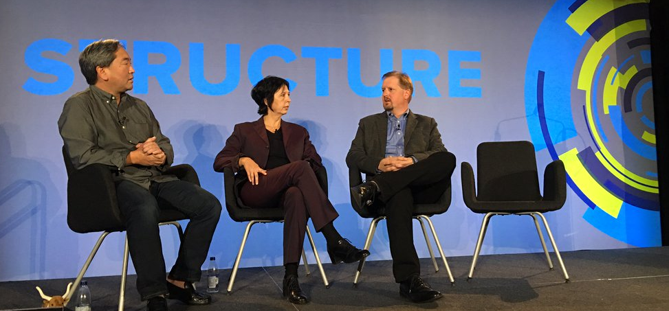 Structure 2015 – What I Learned Hanging Out With Some Of The Coolest People In IT