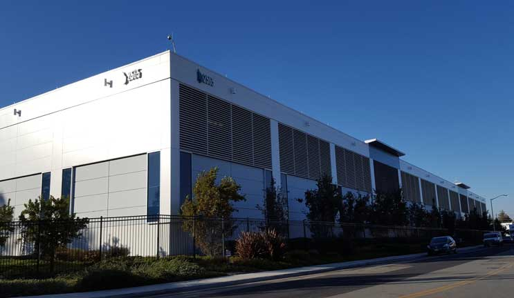 Vantage Plans Major New Data Center Campus in Santa Clara