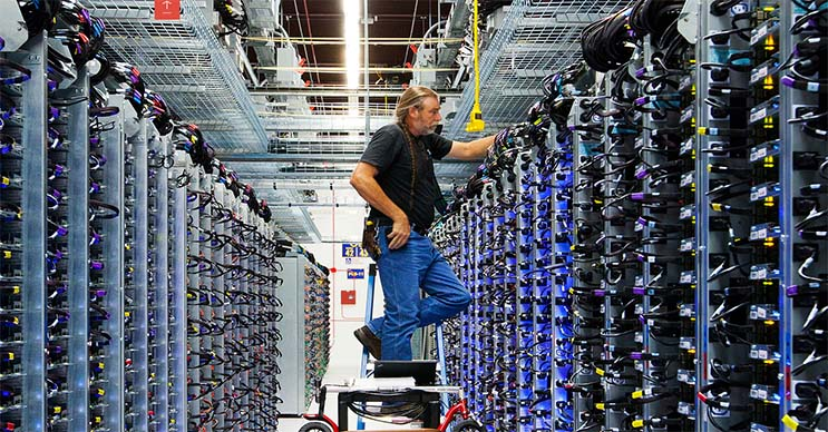 Google Data Center Footprint Growing in Southeast