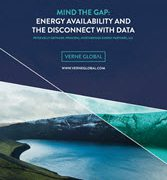 Mind the Gap: Energy Availability and the Disconnect with Data