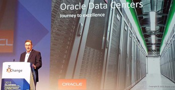 Oracle's Data Center Journey