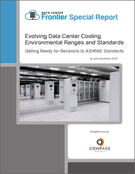 Data Center Frontier Special Report on Data Center Cooling - Download it Now