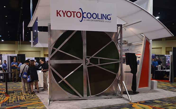KyotoCooling Gains Traction With Service Providers
