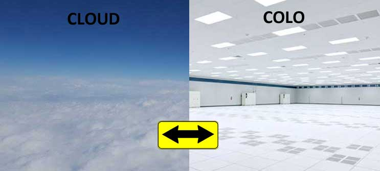 Hybrid Cloud: What It Means for Multi-Tenant Data Centers