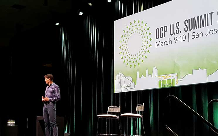 Microsoft has more than a million servers in 22 regions around the globe, Microsoft Azure CTO Mark Russinovich told attendees at the Open Compute Summit last March. (Photo: Rich Miller)