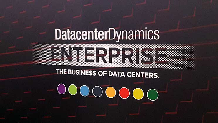 DCD Enterprise New York will be held March 14-15 at the Marriott Marquis. (Photo: Rich Miller)