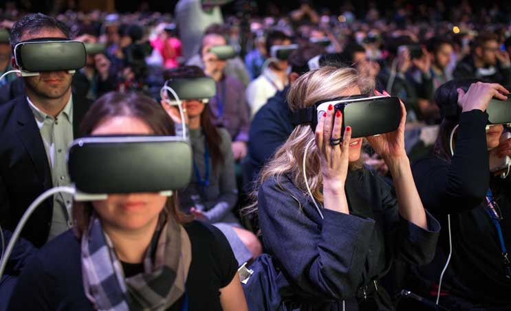 Virtual Reality May Test Our Digital Infrastructure