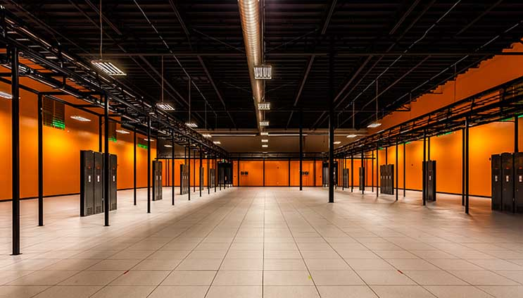 Groupon moved some of its cloud-based infrastructure to RagingWire Data Centers' new CA3 facility in Sacramento. (Photo: RagingWire Data Centers)