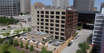 Netrality has acquired The Bandwidth Exchange Building at 900 Walnut in St. Louis from Digital Realty. (Photo: Digital Realty)