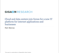 Cloud and Data Centers Join Forces