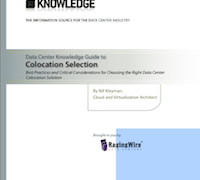 Colocation Selection by RagingWire