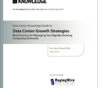 Strategy for Data Center Growth