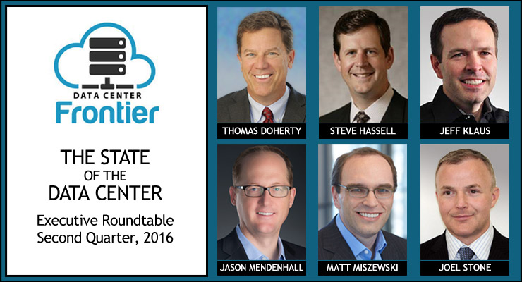 Executive Roundtable: Cloud Growth Drives Wholesale Demand