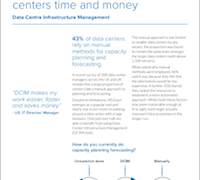 DCIM Help Data Centers Become More Efficient