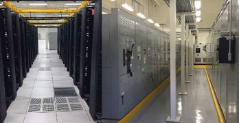 A look inside the racks and power room at a data center in Sunnyvale, Calif. (Photos: Element Critical)