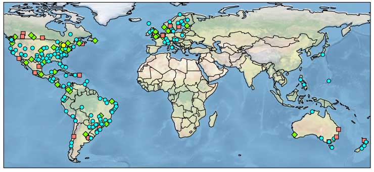 Mapping Netflix: Content Delivery Network Spans 233 Sites