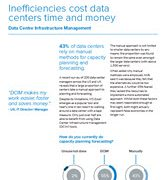 Inefficiencies cost data centers time and money