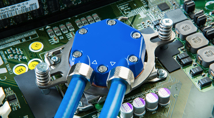 Liquid Cooling: Efficiency for the Compute and Cloud Revolution