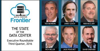 Executive Roundtable: Cooling Guides New Data Center Designs