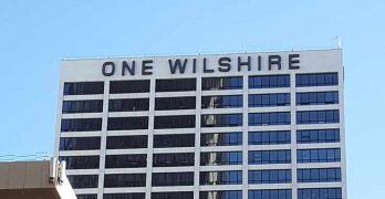 One Wilshire, the premier data and conenctivity hub in Los Angeles, is receiving infrastructure upgrades to expand its data center capacity. (Photo: Rich Miller)