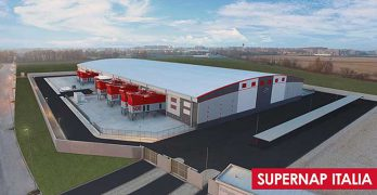 SUPERNAP Italia is the first international data center facility using designs deployed by Switch in Las Vegas. (Image: Switch)
