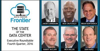 Executive Roundtable: Data Center Trends to Watch in 2017