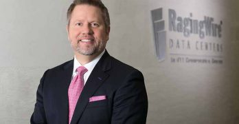 Douglas Adams Named CEO at RagingWire