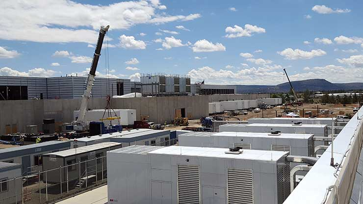 Facebook Unveils Major Data Center Campus Expansion in Prineville