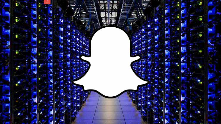 Why Snap's IPO Means More Data Centers