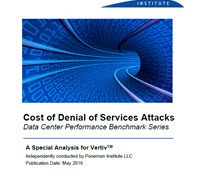 Cost of Denial of Service Attacks