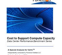 Cost to Support Compute Capacity