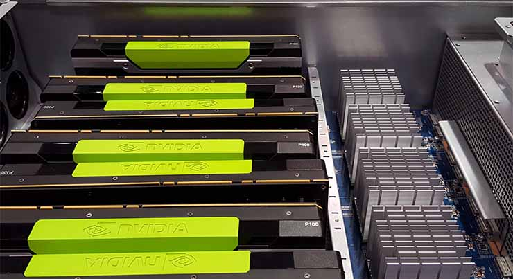 Microsoft, NVIDIA Roll Out Cloud AI Hardware