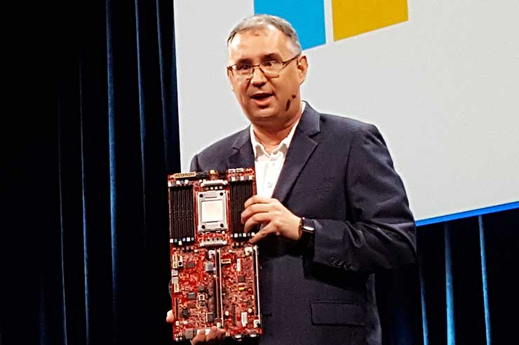 Microsoft Boosts Hopes That ARM Servers Can Power The Cloud