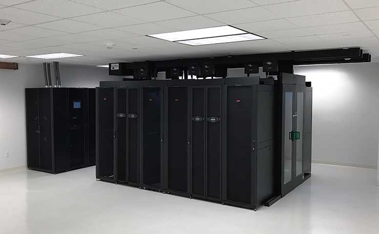 DartPoints 'building block' data center