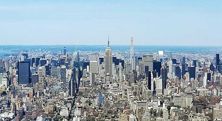 Greater New York Market Sees New Players, Pockets of Strength