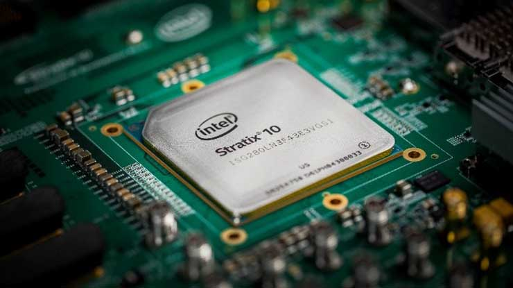 Project Brainwave: Intel FPGAs Accelerate Microsoft's AI Hardware