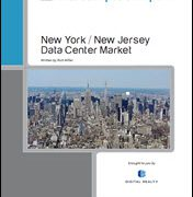New York/New Jersey Data Center Market Begins to Stabilize