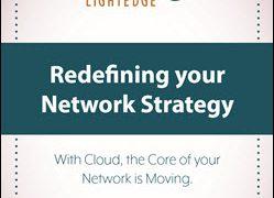 The Cloud: Redefining your Network Strategy
