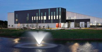 Equinix has opened DC12, the first facility on its huge new data center campus in Ashburn, Virginia. (Photo: Equinix)