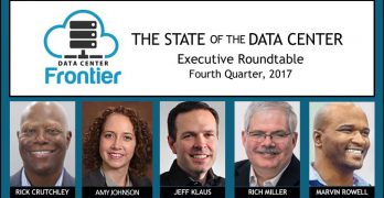 Data center thought leaders from IO, BASELAYER, Vertiv & Intel share their insights in the Data Center Frontier Executive Roundtable.